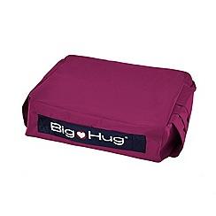 Debenhams - Cerise pink outdoor cushion pad