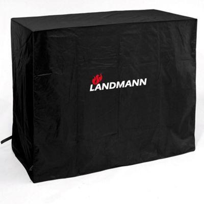 Landmann Medium premium black cover - . -