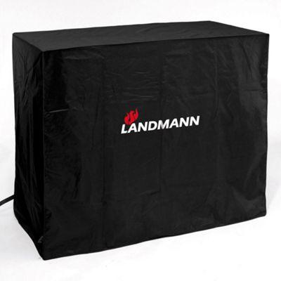 Landmann Extra-large premium black cover - . -