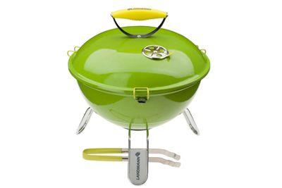Landmann Lime ´Piccolino´ portable charcoal - . -