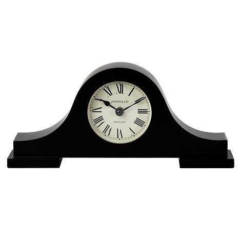 Jones - Black +Bailey+ mantel clock