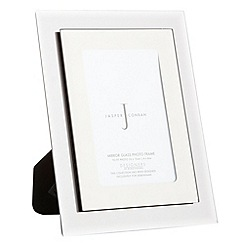 J by Jasper Conran - Grey mirrored photo frames