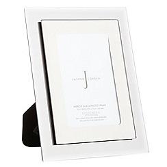J by Jasper Conran - Grey mirrored photo frames