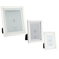 J by Jasper Conran - Silver box frames