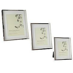 RJR.John Rocha - Gunmetal box frames