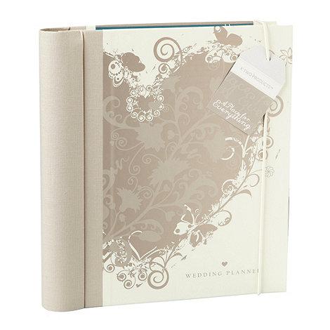 Wedding wedding planner book