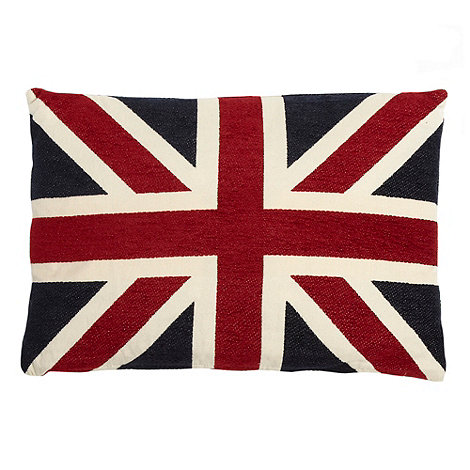 Home Collection - Union Jack canvas cushion