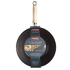 Typhoon - Black 11 inches wok