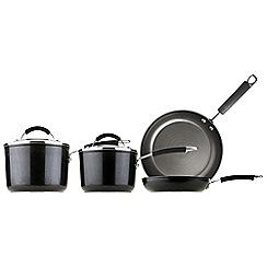 Meyer - Prestige dura forge 4 piece pan set