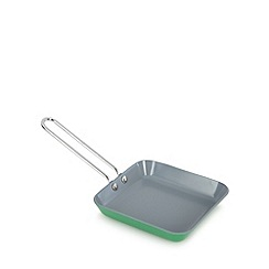 Green Pan - Ceramic square egg pan