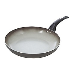 Meyer - Black colour changing aluminium 28cm frying pan