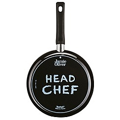 Jamie Oliver - By Tefal non stick 'head chef' 28cm pan
