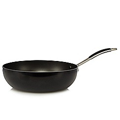 Home Collection - 28cm non-stick aluminium stir fry pan