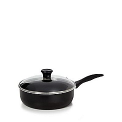 Tefal - Black non-stick saute pan