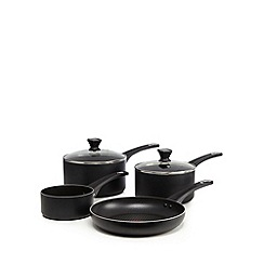 Jamie Oliver - Box of four non-stick saucepans