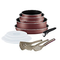 Tefal - Set of twelve basic pans