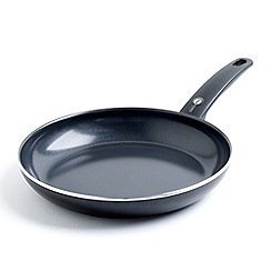 Green Pan - Aluminium gloss 'Cambridge' 28cm induction frying pan