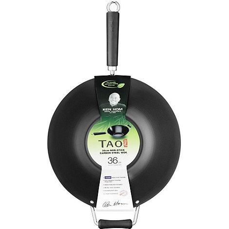 Tao - Black 36cm wok
