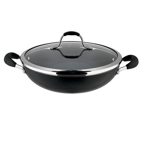 Meyer - Maxim - Maxim Premier non stick 30cm wok