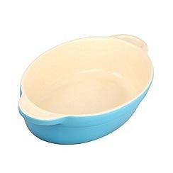 Denby - Stoneware 26cm Azure oval dish