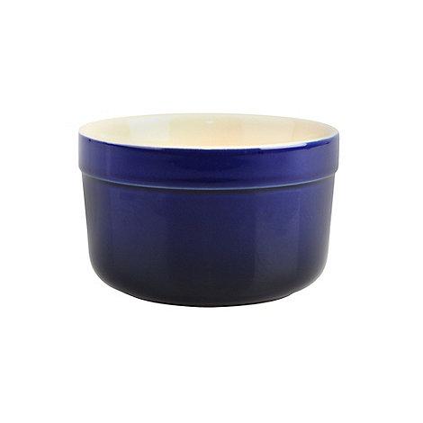 Denby - Stoneware 6.5cm Imperial blue ramekin dish