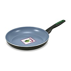 Green Pan - Aluminium black 30cm 'Rio' frying pan