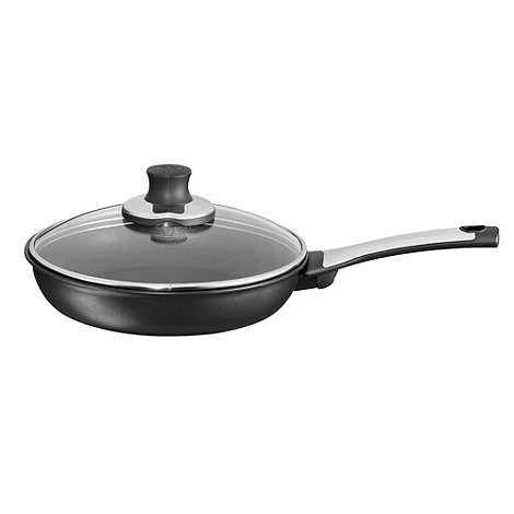 Tefal - Aluminium 26cm +Preference pro+ fry pan and lid