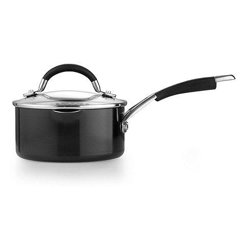 Prestige - Aluminium 16cm lidded saucepan