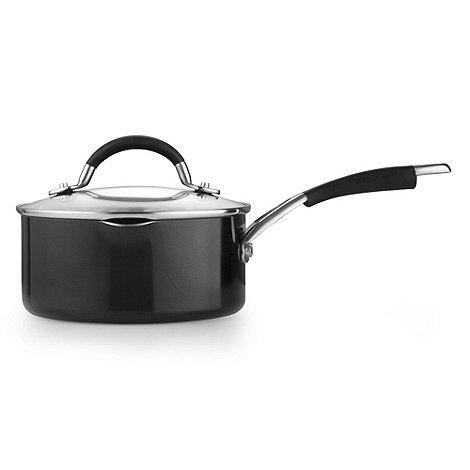 Prestige - Aluminium 18cm lidded saucepan