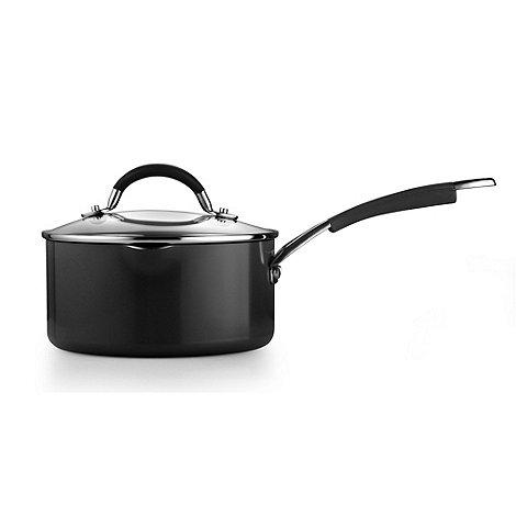 Prestige - Aluminium 20cm lidded saucepan