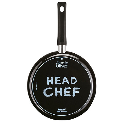 Jamie Oliver - By Tefal non stick +head chef+ 28cm pan