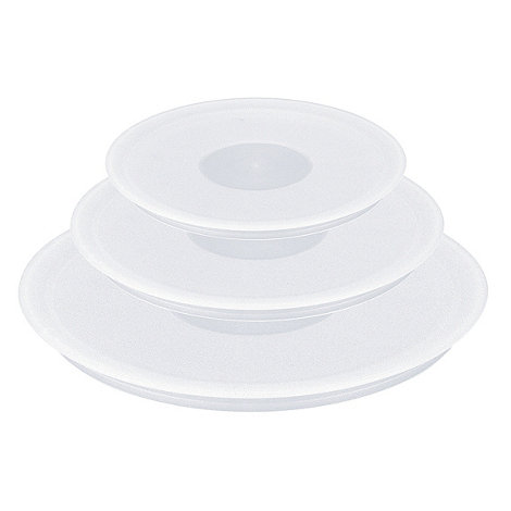 Tefal - Ingenio set of three plastic lids