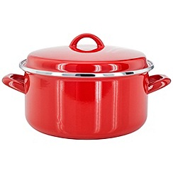 Judge - Stainless steel red stock pot