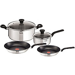 Tefal - 'Deutto' set of 4 fry pan set