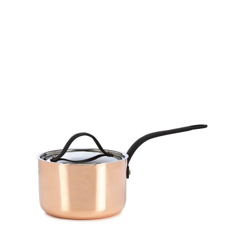 J by Jasper Conran - Copper 16Cm Saucepan