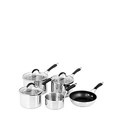 Prestige - Stainless Steel 'Inspire' five piece pan set