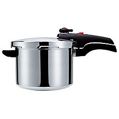 Prestige - Smartplus aluminium pressure cooker 5l