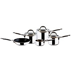 Meyer - Select stainless steel 5 piece cookware set