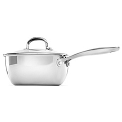 OXO - 'Good Grips' stainless steel pro 18cm saucepan