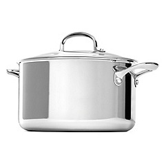OXO - 'Good Grips' stainless steel pro 24cm stock pot