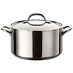 Circulon - 'Ultimum' Stainless Steel 24cm Stockpot