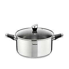 Tefal - Emotion' stainless steel 24cm stewpot