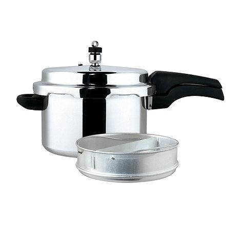 Prestige - Aluminium 4L +High Dome+ pressure cooker