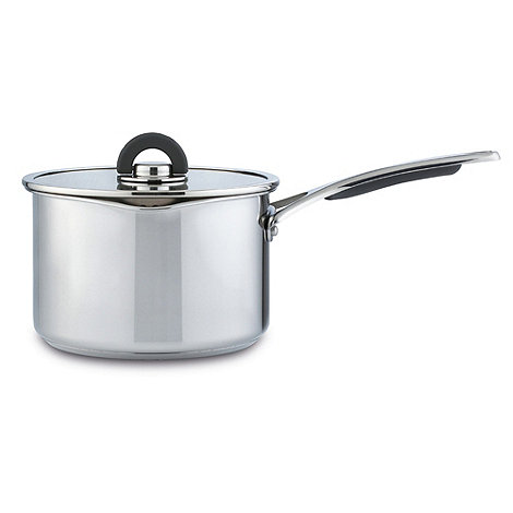 Select - Stainless steel 20cm saucepan