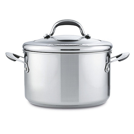 Select - Stainless steel 24cm stockpot