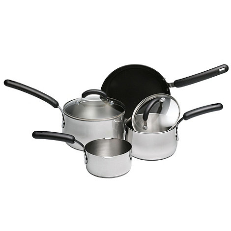 Meyer - Meter four-piece curved pan set