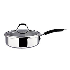 Meyer - Maxim - Maxim Premier stainless steel covered saute pan, 24cm