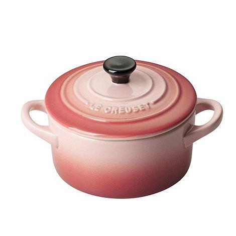 Le Creuset - Stoneware +Rose+ 9cm casserole dish