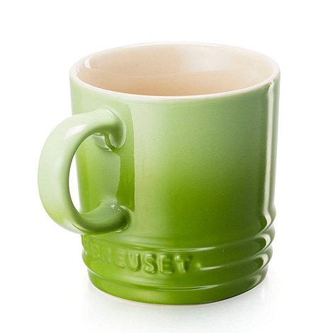 Le Creuset - Stoneware +Kiwi+ espresso mug
