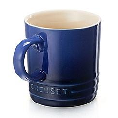 Le Creuset - Stoneware 'Graded Blue' espresso mug